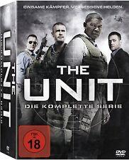 19 DVD-Box ° The Unit ° Superbox - komplette Serie ° NEU & OVP ° Staffel 1 - 4