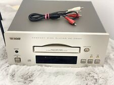 TEAC PD-H500i REFERENCE CD PLAYER