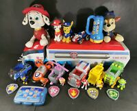 Paw Patrol Patroller and Vehicles with Pup Pad Bundle Chase Zuma Skue Rocky
