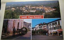 France Sare Pays Basque Vue Generale Avec le Village Vacances 1588 Lavielle - po