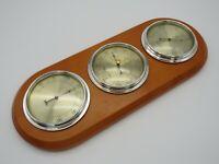 Baro Hpa Germany, Vintage Wetterstation mit Hygro und Barometer