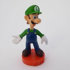 SUPER MARIO Chess Piece QUEEN Luigi Collectors Edition Cake Topper