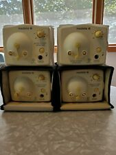 Medela  Breast Pump in Style Advanced Motors Lot Of 4 with Adapter
