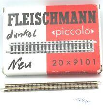 Fleischmann Profigleis 20 x 9101 gerades Gleis 111 mm  ***NEU *** Spur N ***