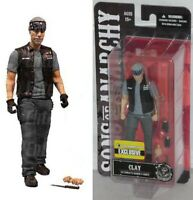 Sons Of Anarchy Figur Clay Morrow Exclusive 15cm Offizier Mezco Figure New