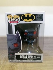 Funko Pop #360 Batman Murder Machine Exclusive