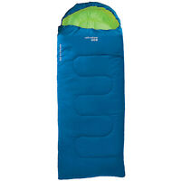 ASHFORD JUNIOR 300 SLEEPING BAG MATTRESS MAT OUTDOOR BED SLEEP CAMPING TRAVEL BL