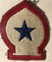 🔥 Authentic US Army North Africa Theater Unit Patch, Insignia, WWII, WW2,