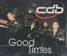 CDB Good Times CD Single Signed Copy 1997 Andrew De Silva (Instrumental) Lifted