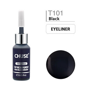 CHUSE Permanent Makeup Pigment Color Tattoo Inks Hot Selling 5 bottles*12ml Kits