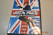 Austin Powers Collection (Dvd, 2011, 2-Disc Set) U.S. Issue 3-Film Collection!