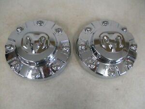 Mopar 52106876 Dodge Ram Wheel Center Cap for 08-16 Dodge Ram 3500 Front Dually