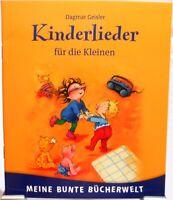 Kinderlieder für die Kleinen + Erstes Lesen und Vorlesen mit Bildern und Noten +