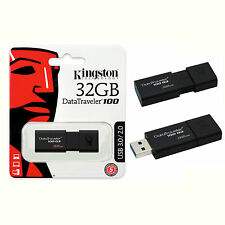 KINGSTON 32 GO 32GB CLÉ USB FLASH DRIVE