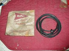 NOS MOPAR 1959 HEATER FRESH AIR DOOR VACUUM HOSE & GROMMET