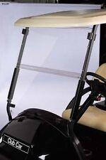 Club Car Golf Cart Part Fold Down Tinted Windshield Precedent 2004-UP