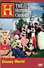 The History Channel Modern Marvels Walt Disney World DVD Factory Sealed NEW 2005