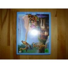 Rapunzel / Tangled 2D  & 3D - Disney - Limited Steelbook - Korea - OOP / Rar !!