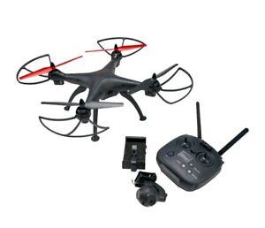 Vivitar Aero View Video Drone (Quadcopter/GPS) unopened box
