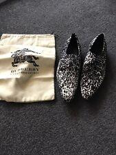 Mens Burberry Prorsum Shoes 10 44. Shoe Bag Included. Fur.