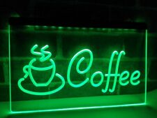 Coffee LED Sign Light for Cafe Shop