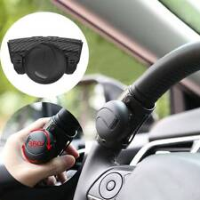 Car Power Steering Wheel Ball Suicide Auxiliary Knob Booster 360°Spinner Handle
