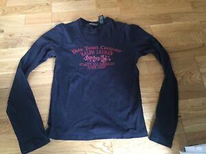 T Shirt Ralph Lauren T S Noir