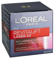 L'Oreal Revitalift Laser Skin Anti-Aging Cream-Mask 50ml OzHealthExperts