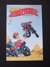 Bade Biker #1 1st Print 1988 VF/NM  Mirage Studios High Grade Book