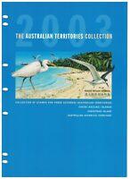 AD227) Australia 2003 Australian Territories Collection Christ. Cocos AAT MUH