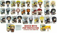 Funko Pop Animation Naruto Shippuden Wave 1-3 Exclusive + Special Ed Collectible