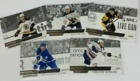 2020-21 UD SERIES ONE PREDOMINANT INSERTS  PR 1-35 YOU PICK TO COMPLETE
