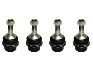 4PC Front/Rear Lower Ball Joints FITS 2011-20 Jeep Grand Cherokee Dodge Durango