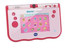 VTech Baby Kleinkindspielzeug Lerntablet Storio MAX 5 Zoll Lernen Spiel Pink