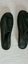 LOVELY M&S BLACK LEATHER SHOES SIZE 5