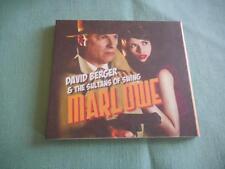 David Berger & The Sultans Of Swing Marlowe CD 2004 Digi Pak LIKE NEW
