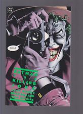 THE KILLING JOKE 1ST PRINT! - DC COMICS - 1988 - VF+ - KEY ALAN MOORE BOOK!