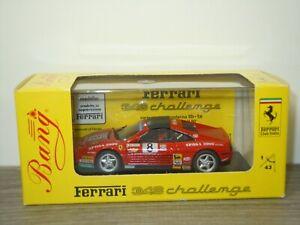 Ferrari 348 Challenge 1993 Ivan Benaduce - Bang 9308 Italy 1:43 in Box *53471