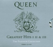 Queen Greatest hits I & II & III-The Platinum Collection (2000, #529883.. [3 CD]