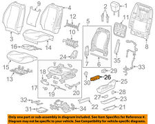GM OEM Power Seat-Switch 25974714