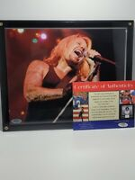 Vince Neil signed Autographed 8x10 Photo Picture COA