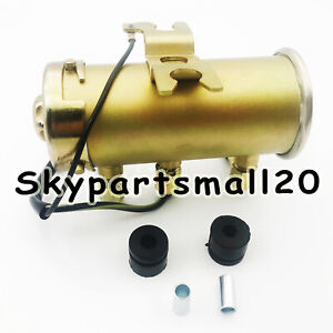 12V New Electric Fuel Pump 17020-10W00 for Nissan 720 Pickup P70235 E8318 1pc