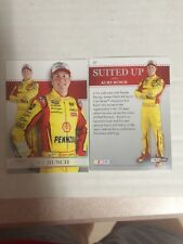 2011 Premium Racing #57 Suited Up Kurt Busch Base Card