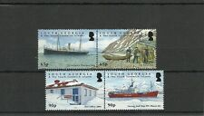 SOUTH GEORGIA -2009 NEW ISSUE POST OFFICE CENTENARY-MNH