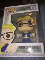 Funko Pop! Games: Fallout - Vault Boy Nerd Rage New Bethesda