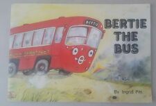 Bertie the Bus, Ingrid Pitt Paperback Book Transport story 6+ young reader story