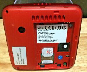 ZTE Verizon Jetpack 4G LTE Wireless Mobile Hotspot Modem No Battery