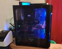 GAMING PC Intel I7-6700K, Asus GTX 1080 STRIX, 16GB DDR4, Corsair RGB