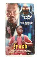 Fresh (VHS, 1994) Samuel L. Jackson Sean Nelson Giancarlo Esposito