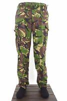 NEW - British Army DPM Combat Trousers Cargo Pants Camo Woodland Genuine Surplus